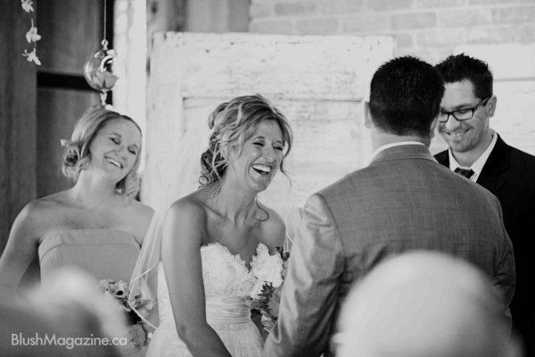 Lindsay Amp Dave S Diy Wedding Blush Magazine