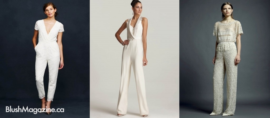 Elopement or City Hall Wedding: Pant/JumpSuit