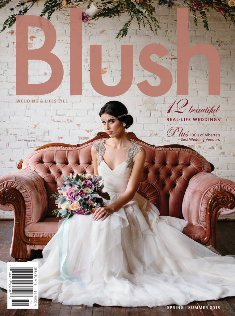 Blush Magazine Spring Summer 2015