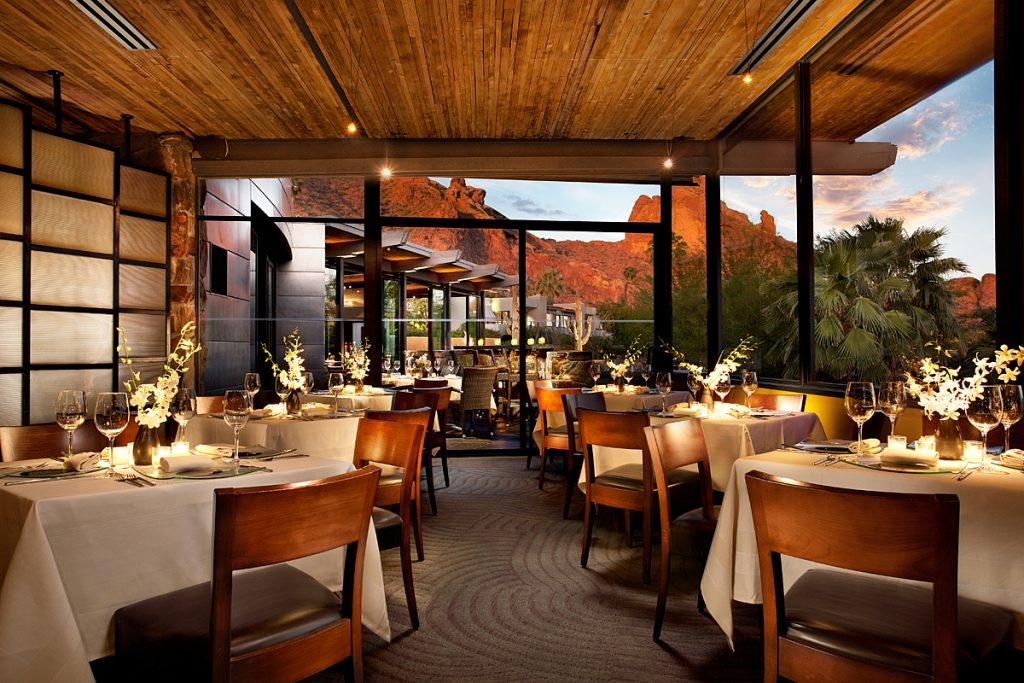 Sanctuary on Camelback Mountain: Blush Magazine Review