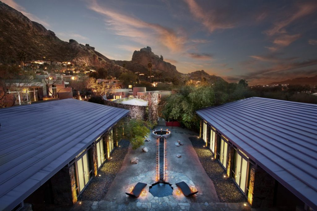 Blush Magazine Review: Sanctuary on Camelback Mountain