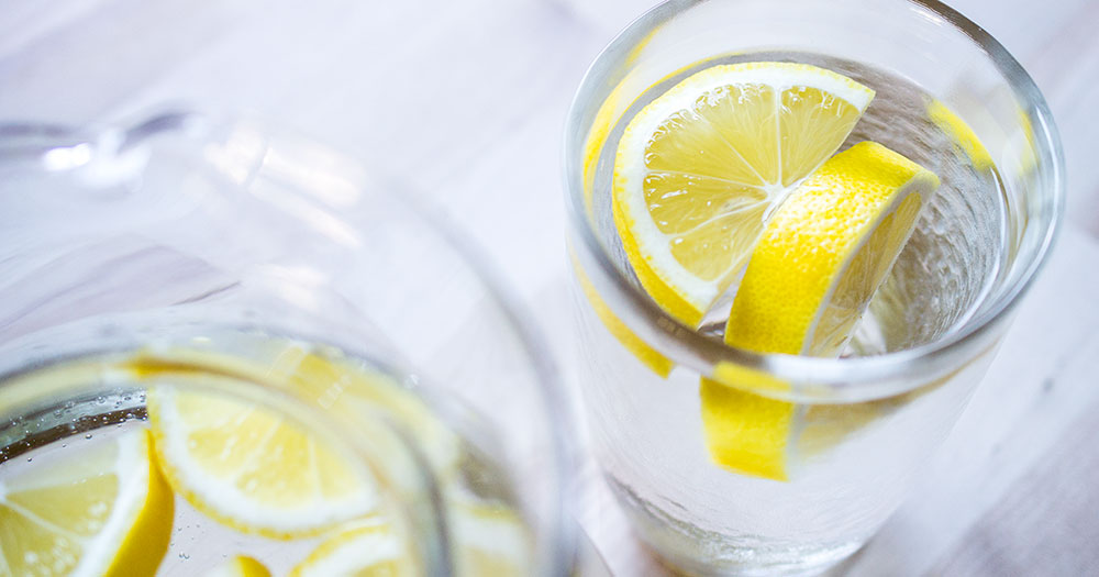 Health & Beauty Benefits of Lemon Water