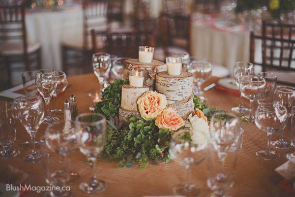 Rustic Wedding At The Hanger In Fort Edmonton Blush Magazine