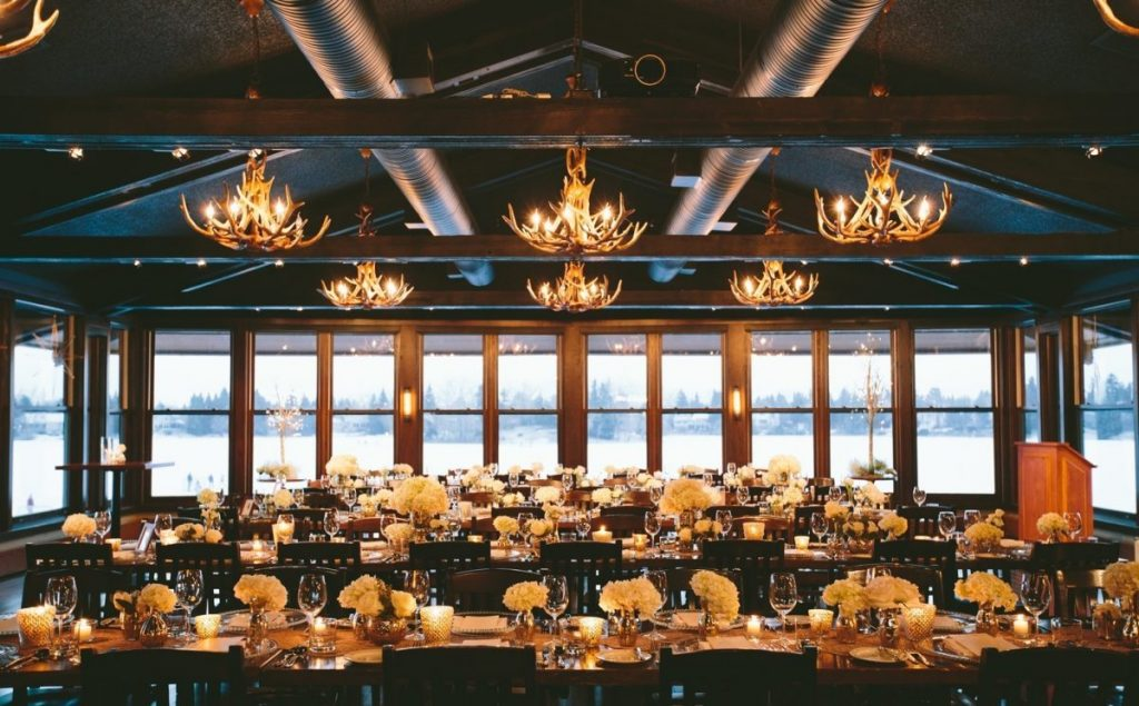 Three Calgary Restaurants That Make Great Wedding Venues