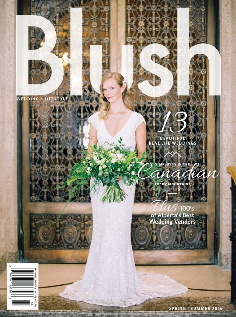 Blush Magazine Spring Summer 2016