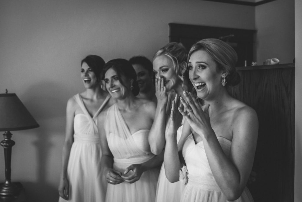 9 Candid Weddding Moments