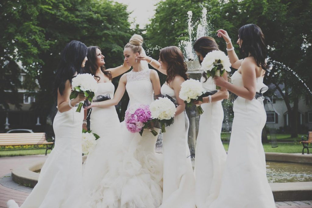 Bridesmaid Dress Trends of 2016