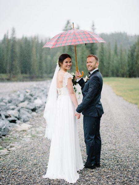Alexis Arden Intimate Bragg Creek Wedding Blush Magazine