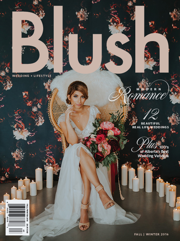 Blush Fall Winter 2016 Issue