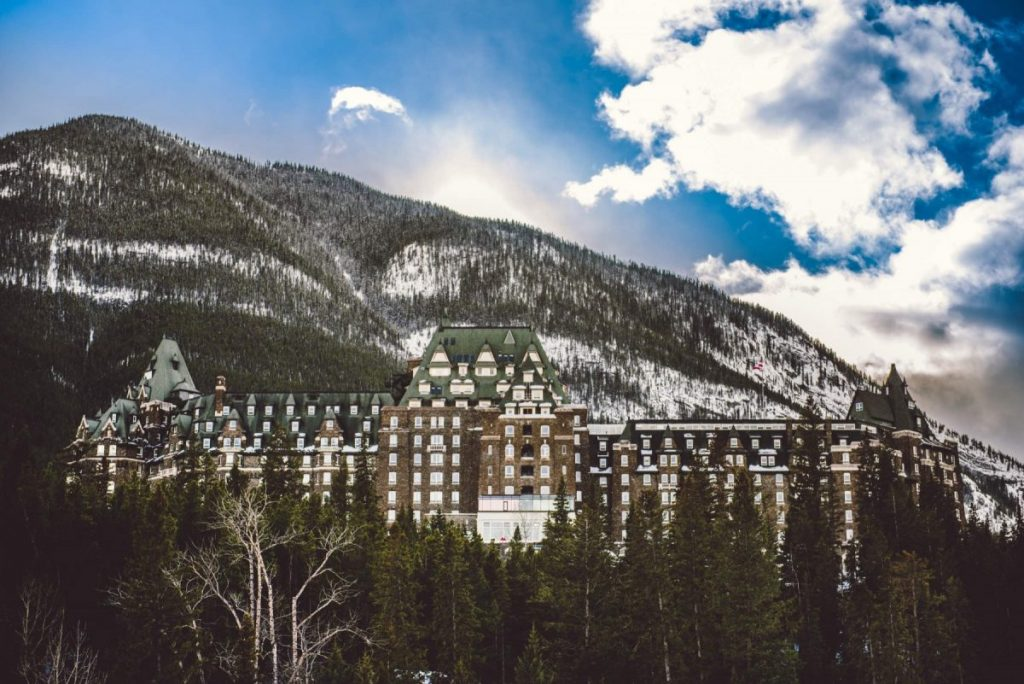 Rocky Mountain Wedding Venue: Fairmont Banff Springs