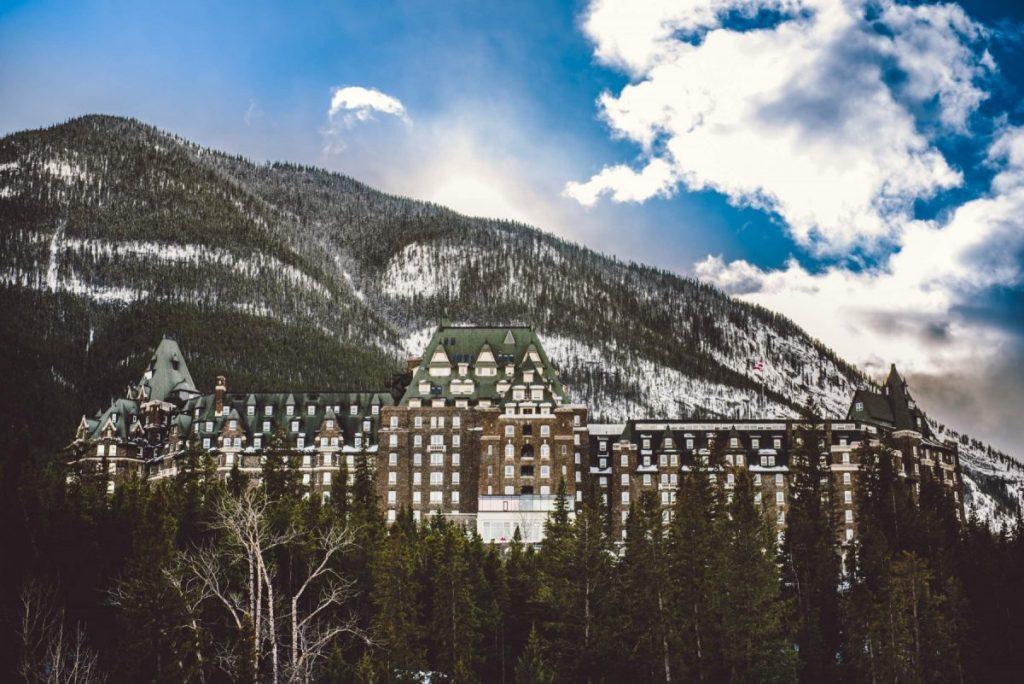 Rocky Mountain Wedding Venue Fairmont Banff Springs