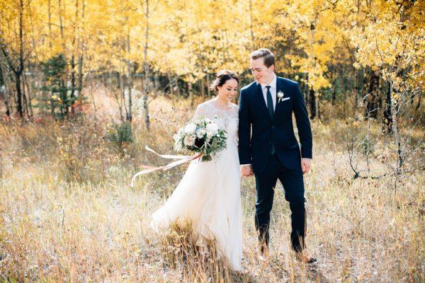 Jessica Blayne Private Rocky Mountain Wedding Blush Magazine