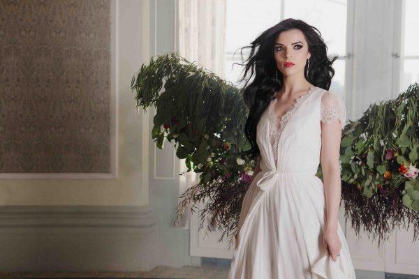 Black Swan Inspired Wedding Shoot Blush Magazine
