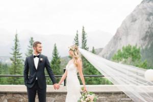 Fairy-Tale Mountain Wedding