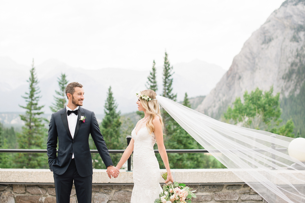 Fairy-Tale Mountain Wedding