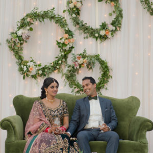 Marla + Sorab: Multi-Day Indian Affair