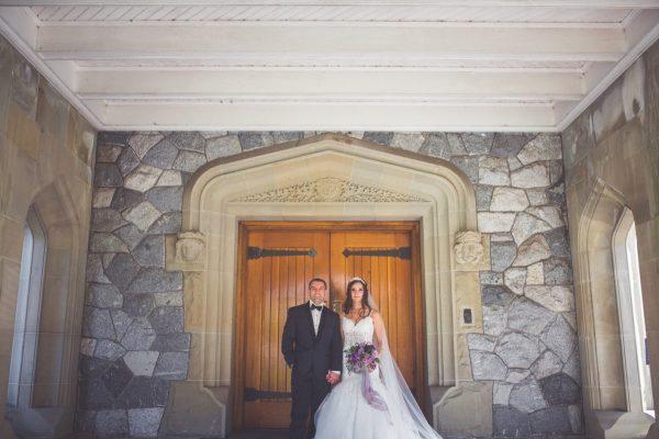Hatley Castle Wedding Blush Magazine