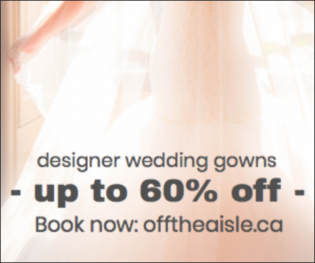 Off the Aisle Bridal