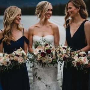 Kailey + David: Summer Jasper Wedding - Bridesmaids