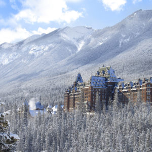 Wintertime Love: Weddings at Fairmont Rocky Mountain Resorts