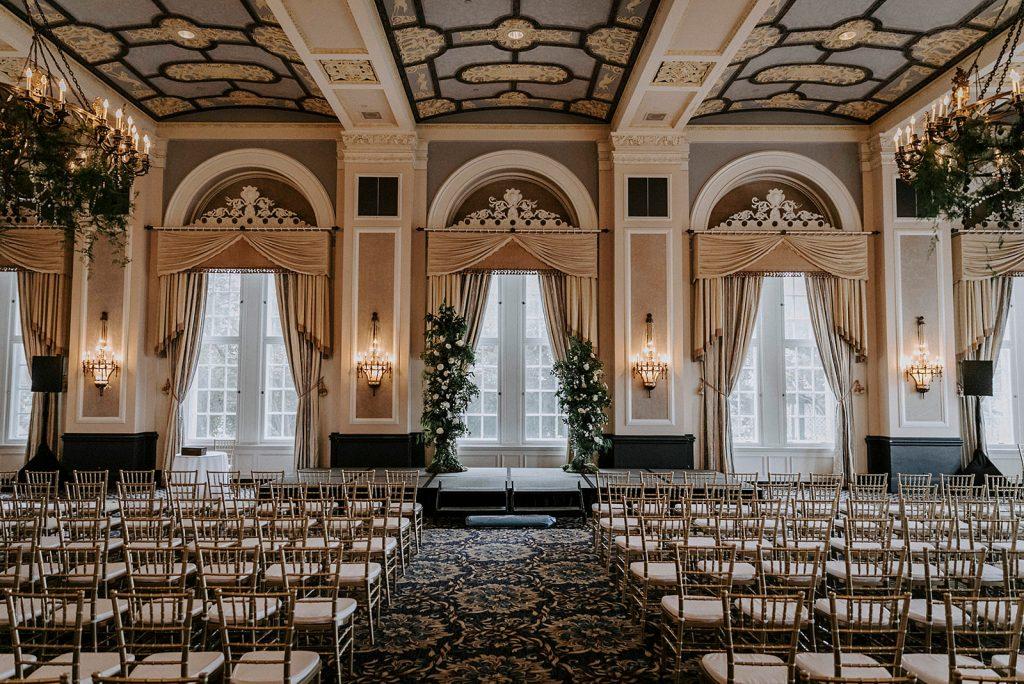 Top Edmonton Wedding Venue: Fairmont Hotel Macdonald