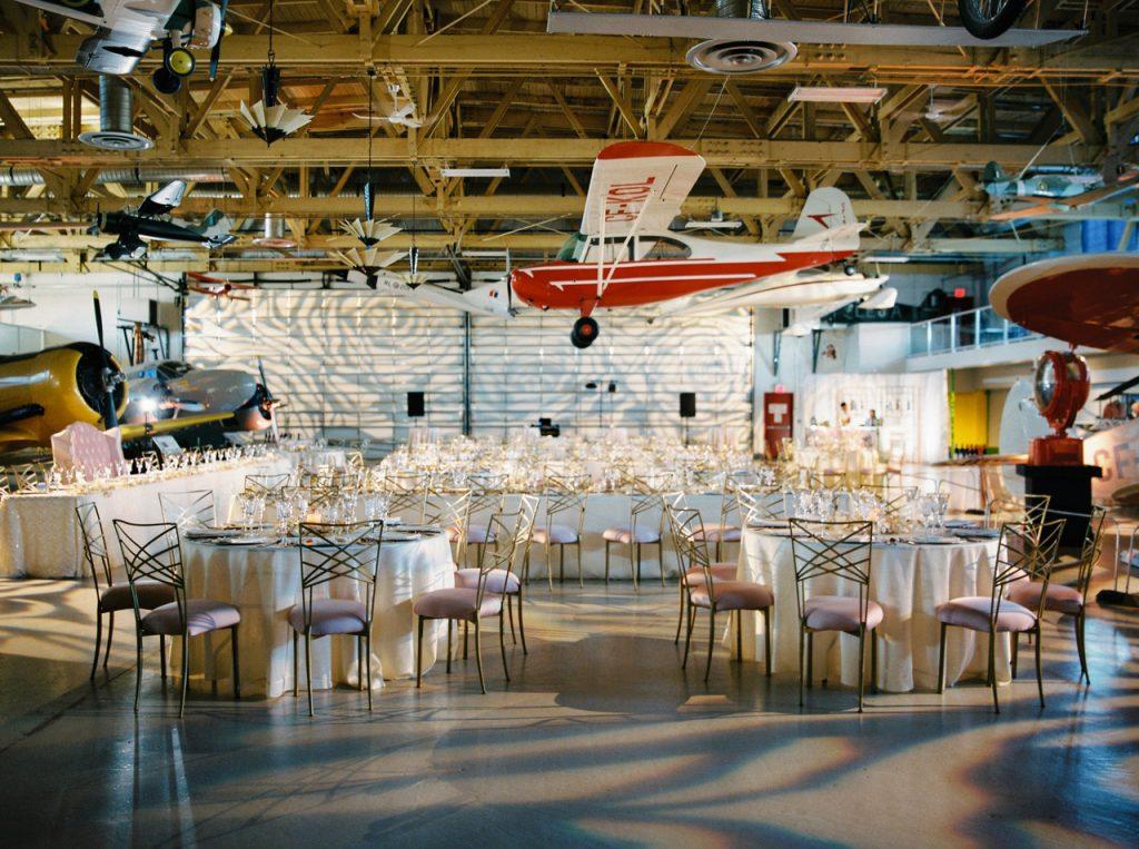 The Hangar Museum Calgary