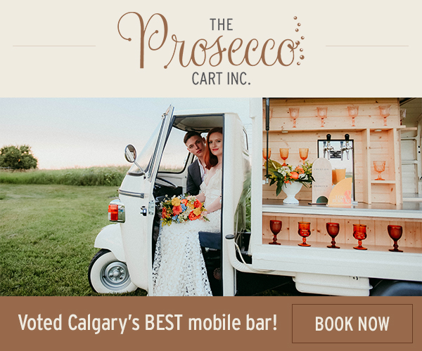 The Prosecco Cart
